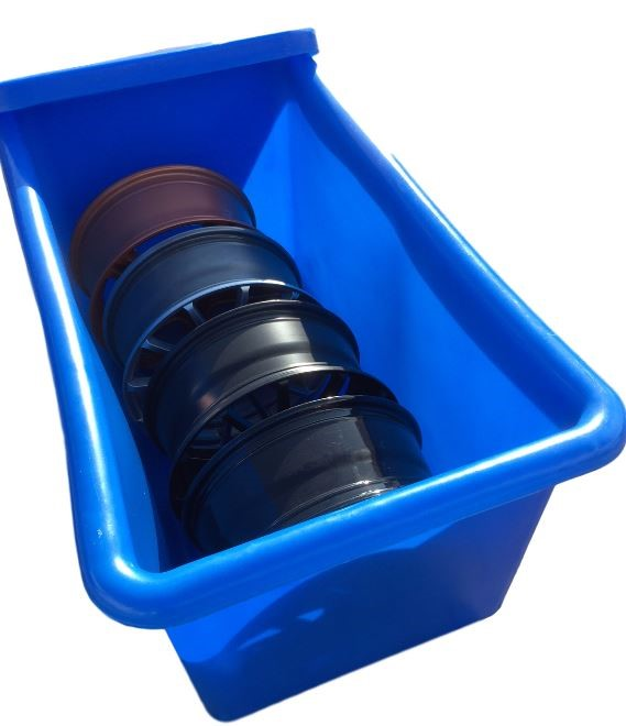 Chemical Stripping or Dipping Tank-plastic