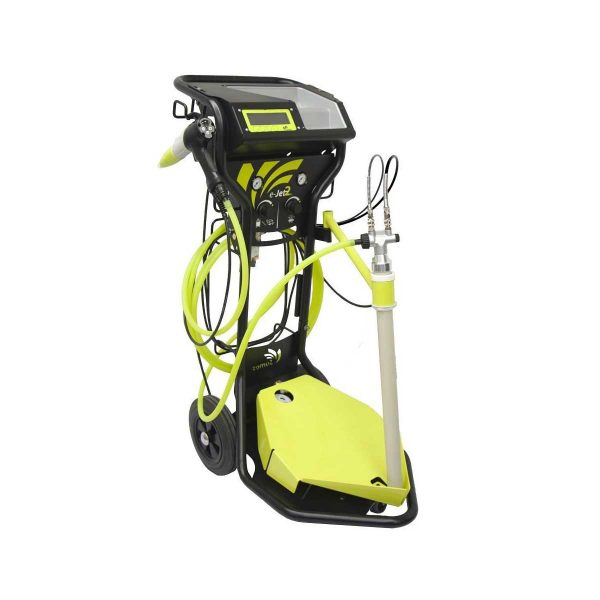 sames ejet2 VT box - powder coating spray gun machine