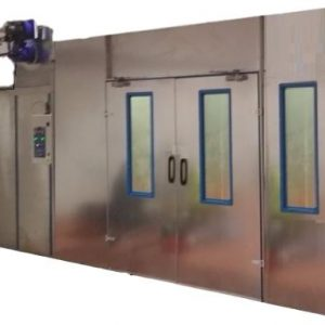 large spray booths