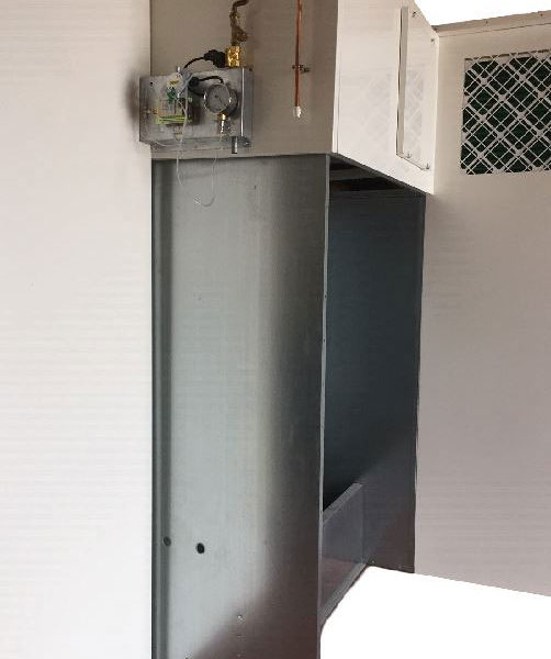 TEMA NP WET BACK WATER SPRAY BOOTH-image 4
