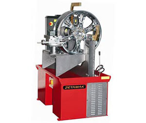 Alloy Wheel Repair equipment - Wheel Straightener-image3