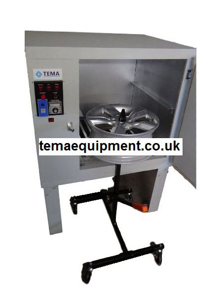 TEMA E10 3 Phase Electric oven