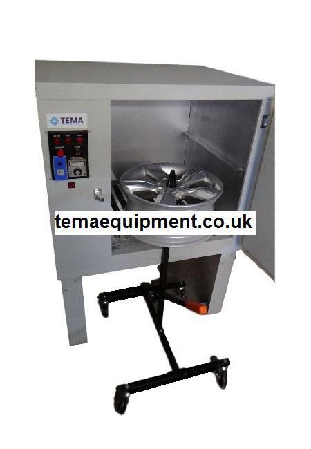 TEMA E10 3 Phase Electric oven