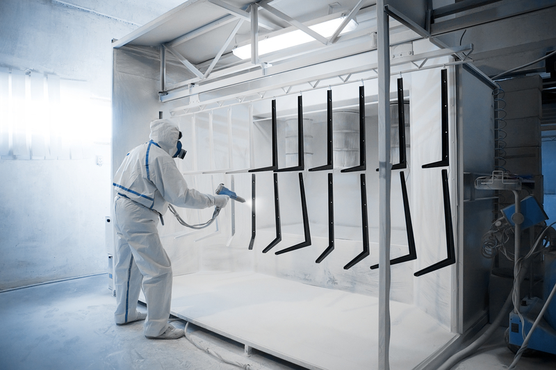 Powder Coating- Spray Booths