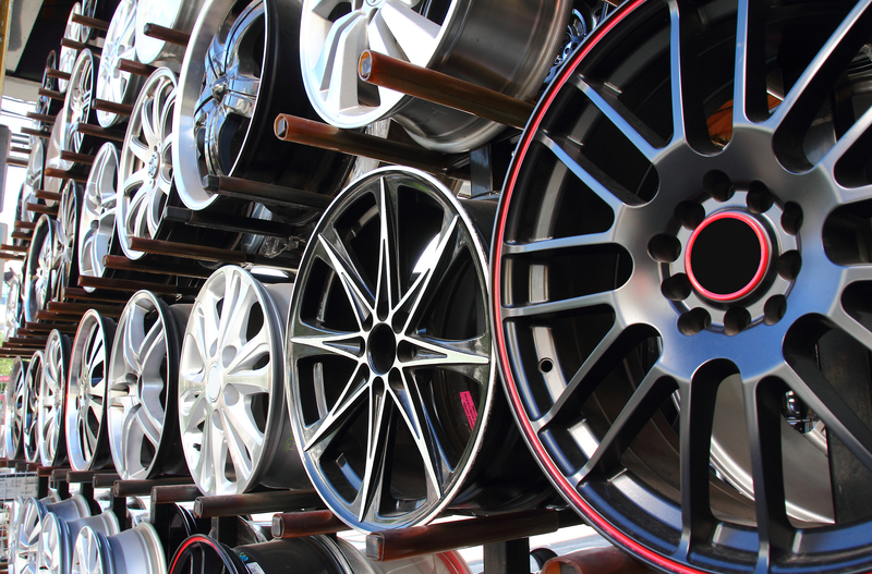 alloy wheels straightening service