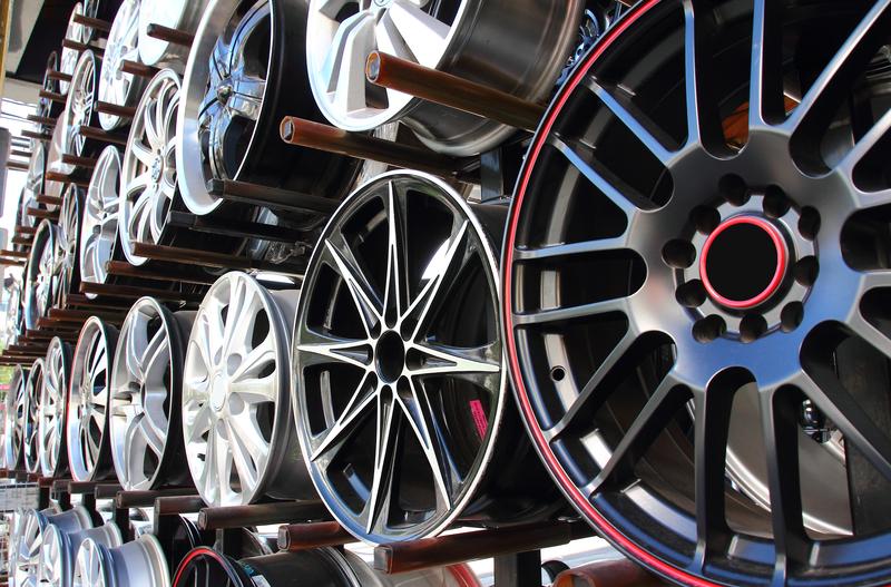 Tyre wheels